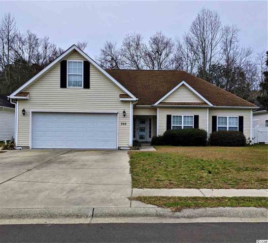 255 Jessica Lakes Dr., Conway, SC 29526 (MLS #2001837) :: Garden City Realty, Inc.