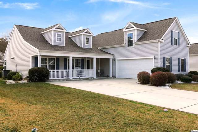 4020 Corn Planters Ln., Myrtle Beach, SC 29579 (MLS #2001878) :: Right Find Homes