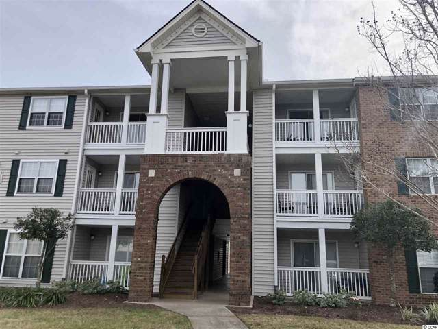 3792 Hitchcock Way #235, Myrtle Beach, SC 29577 (MLS #2001879) :: The Greg Sisson Team with RE/MAX First Choice