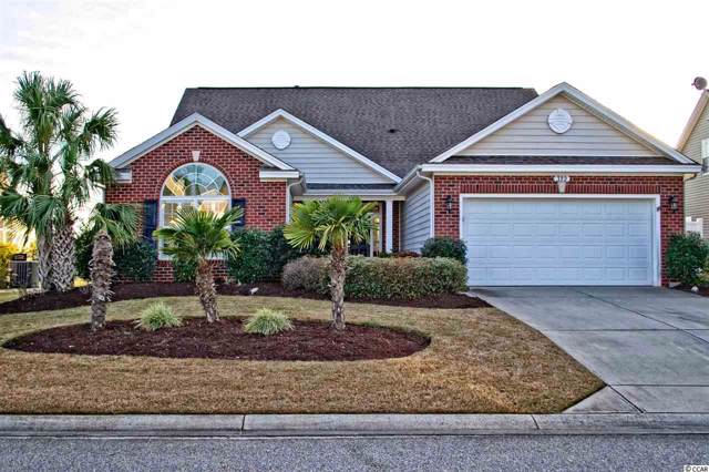 310 Carriage Lake Dr., Little River, SC 29566 (MLS #2001886) :: Berkshire Hathaway HomeServices Myrtle Beach Real Estate