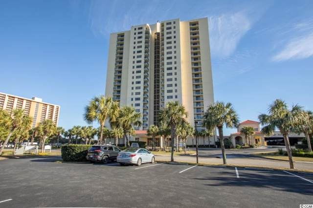 8560 Queensway Blvd. #604, Myrtle Beach, SC 29572 (MLS #2001916) :: Garden City Realty, Inc.
