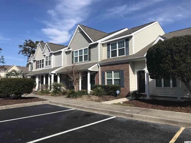 3550 Chestnut Dr. #3550, Myrtle Beach, SC 29577 (MLS #2001919) :: Jerry Pinkas Real Estate Experts, Inc