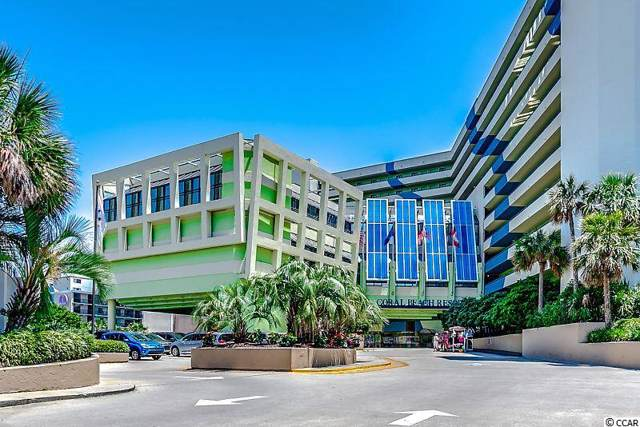 1105 S Ocean Blvd. #922, Myrtle Beach, SC 29577 (MLS #2001946) :: Berkshire Hathaway HomeServices Myrtle Beach Real Estate