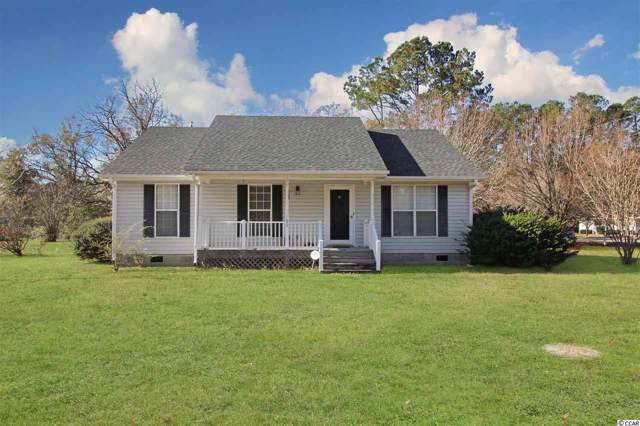 190 Rodney Rd., Conway, SC 29526 (MLS #2001953) :: SC Beach Real Estate
