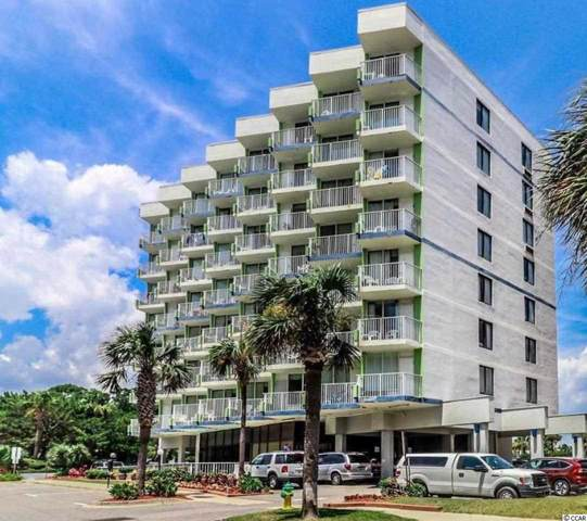 7000 N Ocean Blvd. #431, Myrtle Beach, SC 29572 (MLS #2001962) :: The Hoffman Group