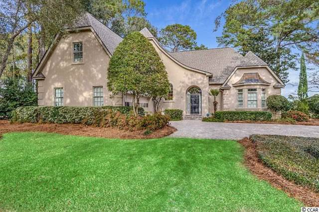 81 Fairway Ln., Pawleys Island, SC 29585 (MLS #2001976) :: The Lachicotte Company
