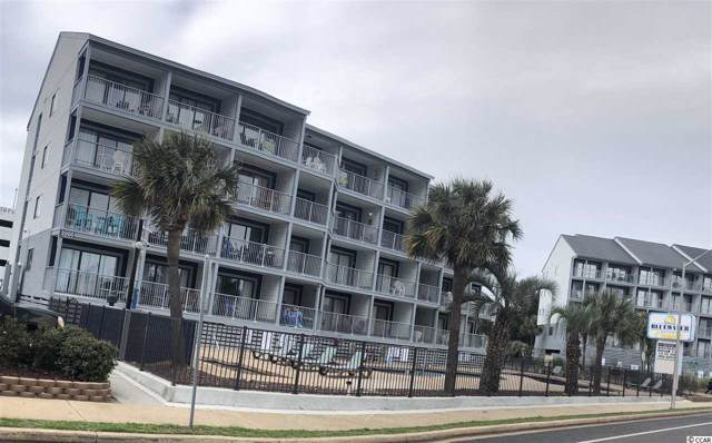 2000 S Ocean Blvd. 107 A-B, Myrtle Beach, SC 29577 (MLS #2001980) :: The Litchfield Company