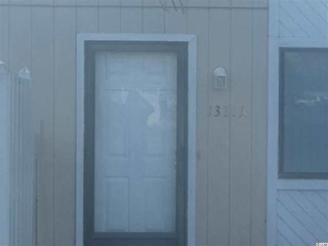 1381A Turkey Ridge Rd. 33A, Surfside Beach, SC 29575 (MLS #2001982) :: The Litchfield Company