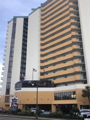2710 N Ocean Blvd. #1526, Myrtle Beach, SC 29577 (MLS #2001993) :: The Hoffman Group
