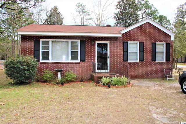 2627 Old Charleston Rd., Georgetown, SC 29440 (MLS #2002012) :: SC Beach Real Estate