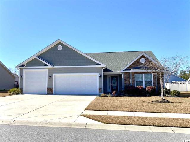 504 Shea Loop, Myrtle Beach, SC 29588 (MLS #2002013) :: Garden City Realty, Inc.