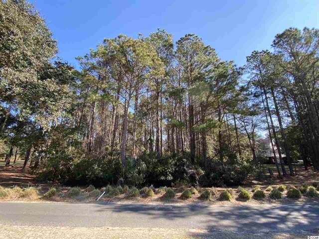 Lot 66 Lantana Circle, Georgetown, SC 29440 (MLS #2002023) :: The Lachicotte Company