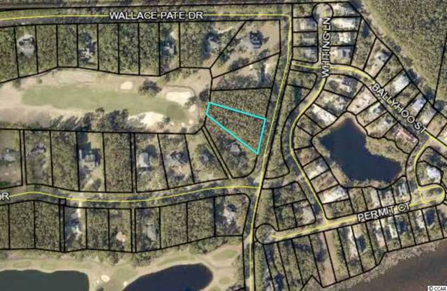Lot 328 Wallace Pate Dr., Georgetown, SC 29440 (MLS #2002025) :: The Litchfield Company