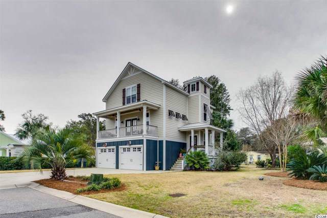 53 Fathom Ln., Murrells Inlet, SC 29576 (MLS #2002037) :: The Lachicotte Company