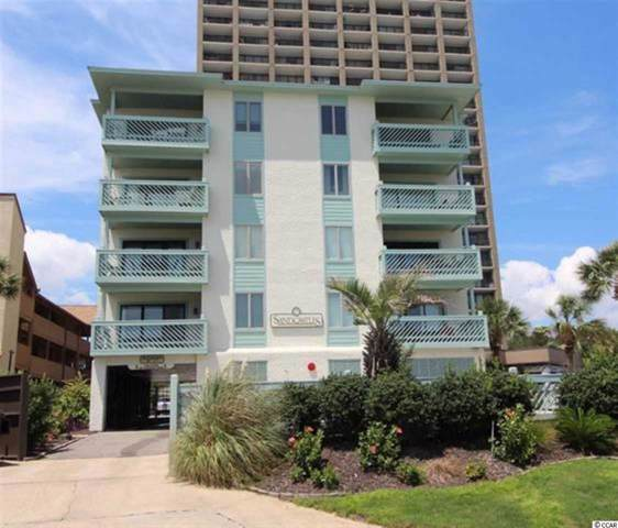 5521 N Ocean Blvd. 3-A, Myrtle Beach, SC 29577 (MLS #2002041) :: Garden City Realty, Inc.