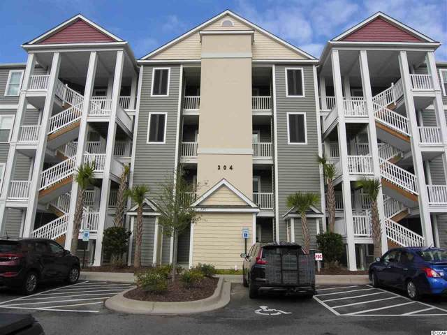 304 Shelby Lawson Dr. #403, Myrtle Beach, SC 29588 (MLS #2002044) :: Garden City Realty, Inc.