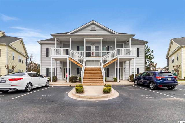 5042 Belleglen Ct. #101, Myrtle Beach, SC 29579 (MLS #2002045) :: SC Beach Real Estate
