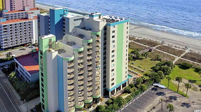 2310 N Ocean Blvd. #1003, Myrtle Beach, SC 29577 (MLS #2002098) :: The Greg Sisson Team with RE/MAX First Choice