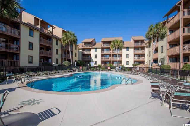 5507 N Ocean Blvd. #310, Myrtle Beach, SC 29577 (MLS #2002150) :: James W. Smith Real Estate Co.