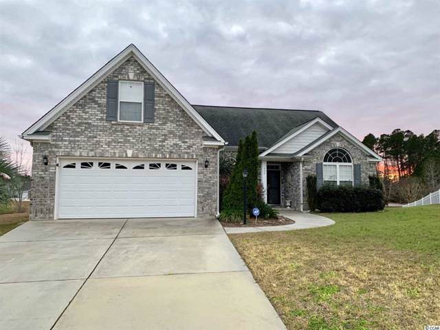 224 Old Hickory Dr., Conway, SC 29526 (MLS #2002151) :: The Litchfield Company