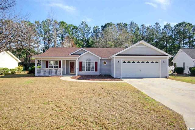 1137 Lancelot Ln., Conway, SC 29526 (MLS #2002177) :: The Hoffman Group