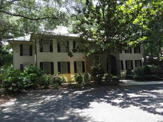 207-3 Golden Bear Dr. #3, Pawleys Island, SC 29585 (MLS #2002180) :: Duncan Group Properties