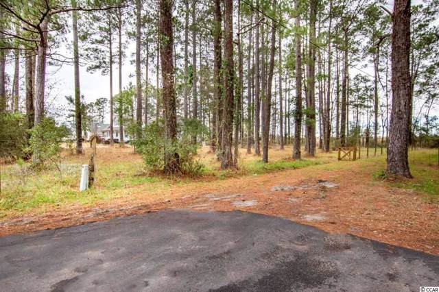 Lot 18 Golf Ave., Little River, SC 29566 (MLS #2002187) :: Armand R Roux | Real Estate Buy The Coast LLC