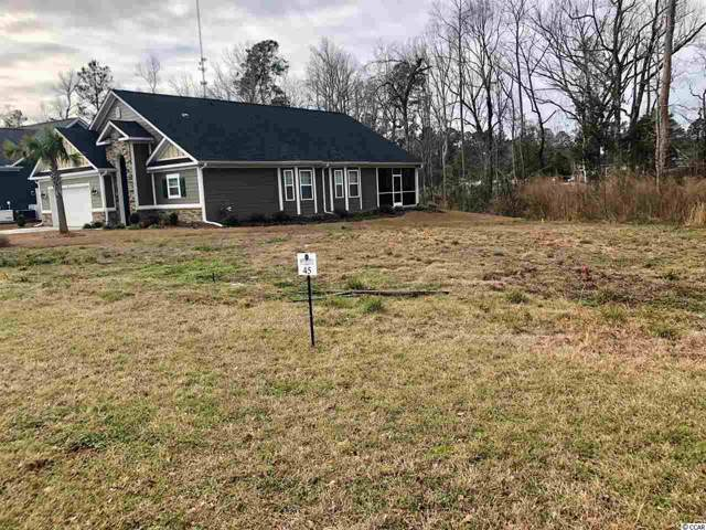 Lot 45 Tilly Lake Rd., Conway, SC 29526 (MLS #2002188) :: SC Beach Real Estate