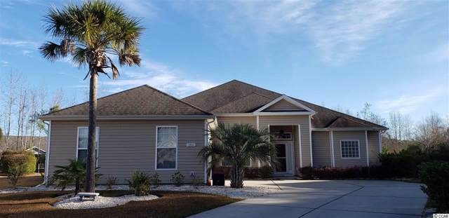 262 Downing Glen Pl., Carolina Shores, NC 28467 (MLS #2002206) :: The Lachicotte Company