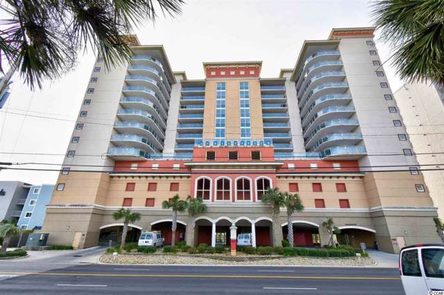 1321 S Ocean Blvd. #910, North Myrtle Beach, SC 29582 (MLS #2002216) :: The Hoffman Group