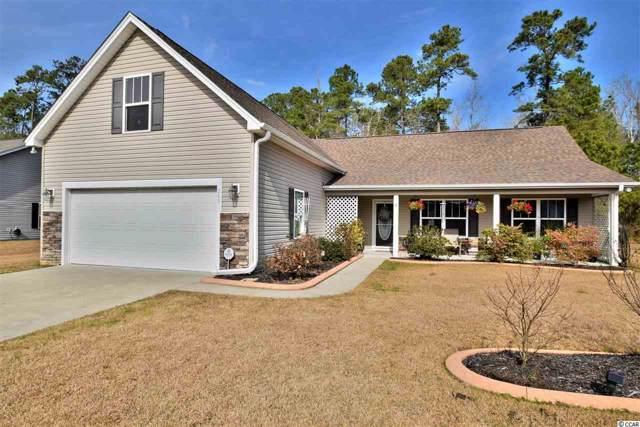 260 Avery Dr., Myrtle Beach, SC 29588 (MLS #2002234) :: The Lachicotte Company