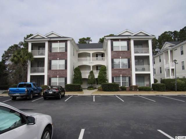 1314 River Oaks Dr. 1-N, Myrtle Beach, SC 29579 (MLS #2002250) :: The Greg Sisson Team with RE/MAX First Choice