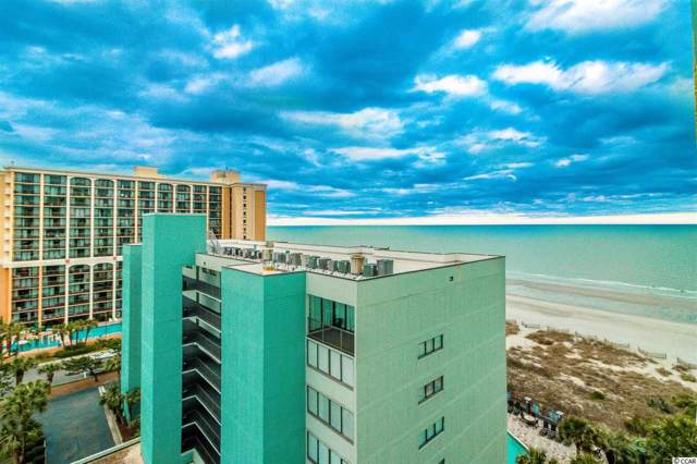 6804 N Ocean Blvd. #1009, Myrtle Beach, SC 29572 (MLS #2002262) :: Leonard, Call at Kingston