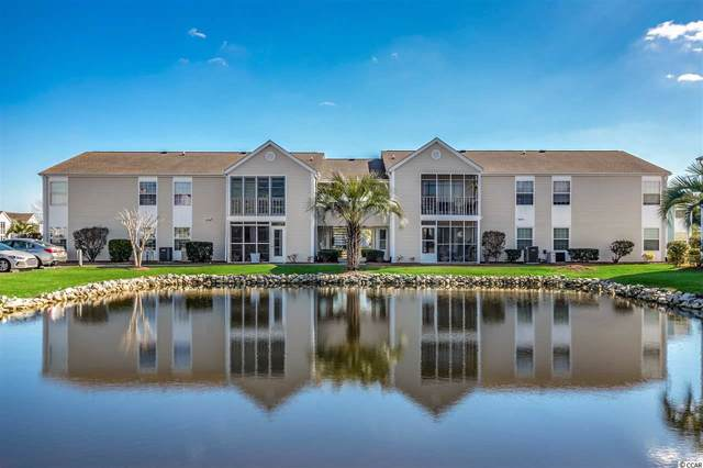 2257 Huntingdon Dr. G, Surfside Beach, SC 29575 (MLS #2002263) :: The Greg Sisson Team with RE/MAX First Choice