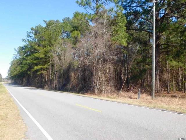 TBD Mount Olive Church Rd., Green Sea, SC 29545 (MLS #2002266) :: The Homes & Valor Team