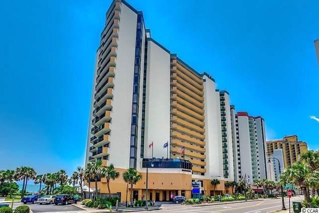2710 N Ocean Blvd. #1602, Myrtle Beach, SC 29577 (MLS #2002271) :: The Hoffman Group