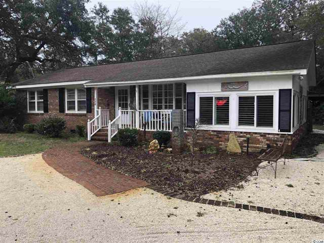398 Middleton Dr., Pawleys Island, SC 29585 (MLS #2002279) :: The Litchfield Company