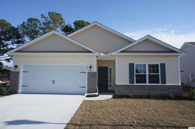 321 Rycola Circle, Surfside Beach, SC 29575 (MLS #2002310) :: The Hoffman Group