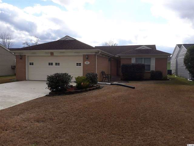 405 Killarney Dr., Myrtle Beach, SC 29588 (MLS #2002331) :: James W. Smith Real Estate Co.