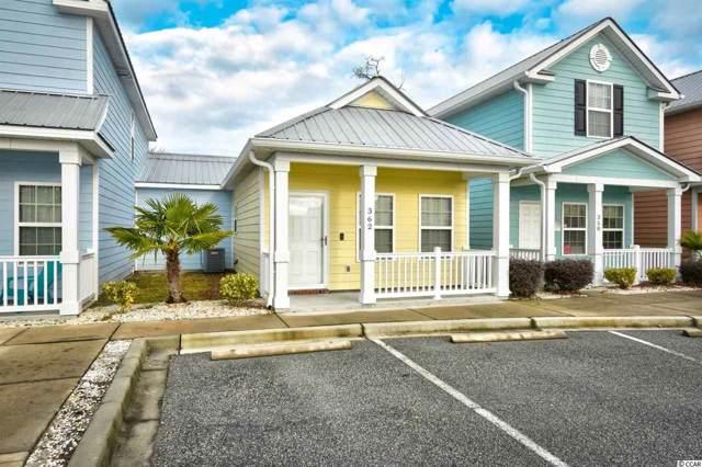 362 Snorkel Way #503, Myrtle Beach, SC 29577 (MLS #2002362) :: James W. Smith Real Estate Co.