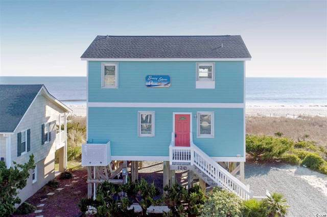 120 Ocean Blvd E, Holden Beach, NC 28462 (MLS #2002384) :: The Lachicotte Company