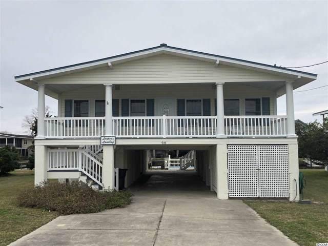 98 Sundial Dr., Pawleys Island, SC 29585 (MLS #2002392) :: James W. Smith Real Estate Co.