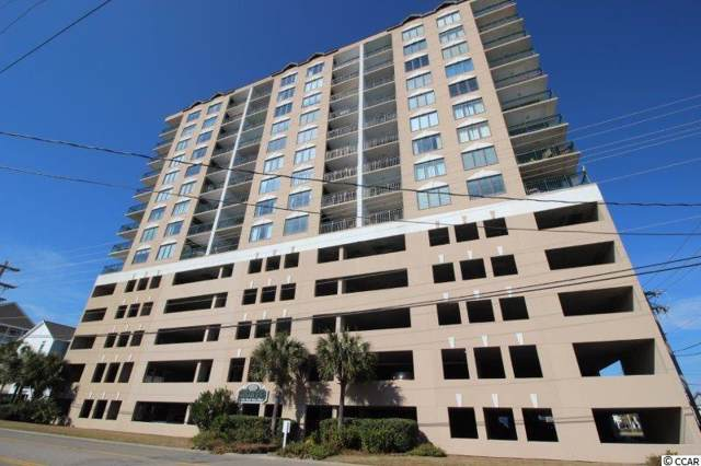 4103 N Ocean Blvd. #208, North Myrtle Beach, SC 29582 (MLS #2002420) :: The Greg Sisson Team with RE/MAX First Choice