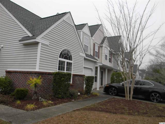 141 Wimbledon Way #141, Murrells Inlet, SC 29576 (MLS #2002444) :: The Hoffman Group