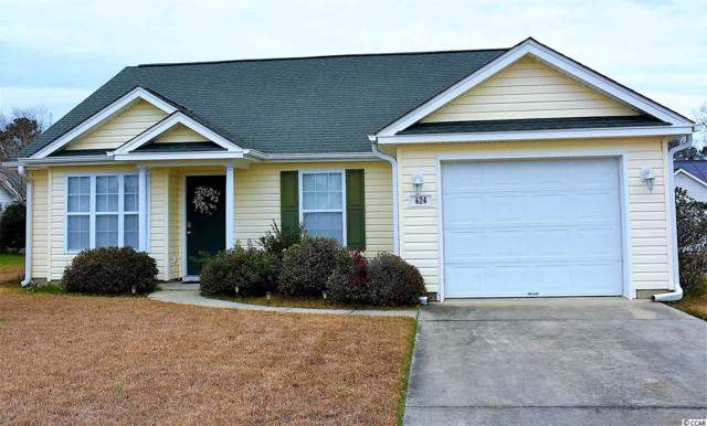 424 Sea Eagle Ct., Myrtle Beach, SC 29588 (MLS #2002451) :: The Hoffman Group