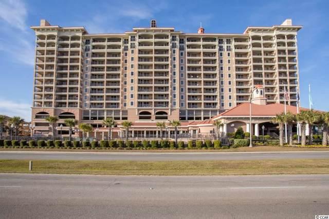 1819 N Ocean Blvd. #5017, North Myrtle Beach, SC 29582 (MLS #2002456) :: James W. Smith Real Estate Co.