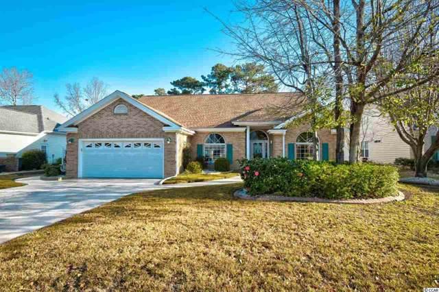9628 Indigo Creek Blvd., Murrells Inlet, SC 29576 (MLS #2002477) :: SC Beach Real Estate