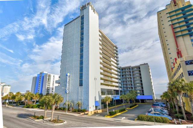 2001 S Ocean Blvd. #912, Myrtle Beach, SC 29577 (MLS #2002479) :: The Greg Sisson Team with RE/MAX First Choice