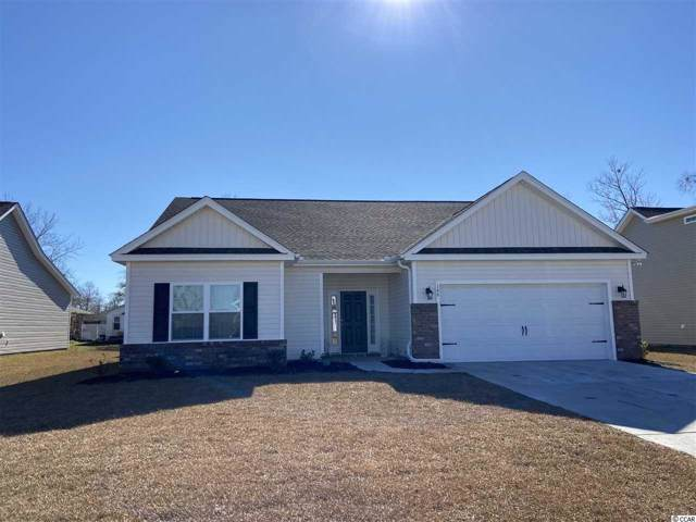 146 Palm Terrace Loop, Conway, SC 29526 (MLS #2002518) :: The Greg Sisson Team with RE/MAX First Choice