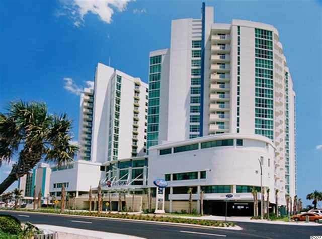 300 N Ocean Blvd. #1102, North Myrtle Beach, SC 29582 (MLS #2002533) :: The Litchfield Company